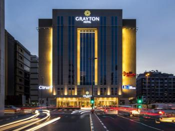 GRAYTON HOTEL 4*