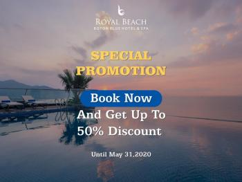 ROYAL BEACH BOTON BLUE HOTEL & SPA 5*