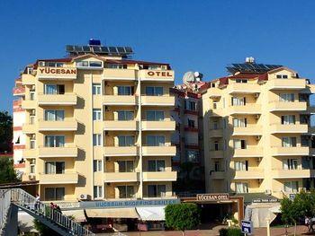 YUCESAN SUITE HOTEL 3*