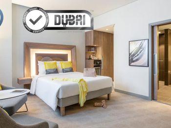 NOVOTEL HEALTHCARE CITY BUR DUBAI 4*