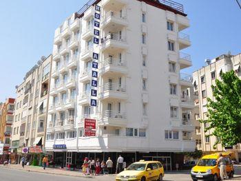 Suntalia Hotel (3н.) + Atalla Hotel (6н.)