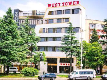 WEST TOWER HOTEL KUTAISI 3*