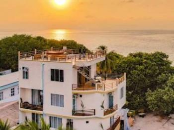 Vilu Thari Inn Maldives (MDV: Мале из Алматы (GDS: Flydubai + Emirates))