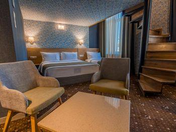 BOUTIQUE HOTEL GLADIUS INN 4*