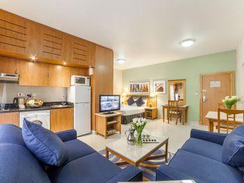 GOLDEN SANDS-5 HOTEL APARTMENTS APT
