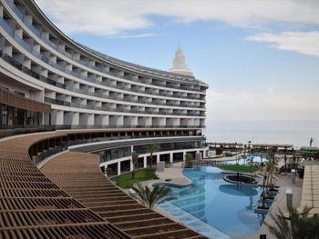 SEADEN QUALITY RESORT&SPA HOTEL 5*