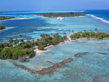OCEAN RETREAT & SPA (GURAIDHOO ISLAND) 3*