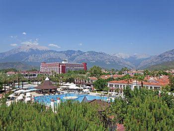 Hedef Resort Hotel (3н.) + Pgs Hotels Kiris Resort (7н.)