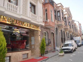 SUN COMFORT HOTEL 3*