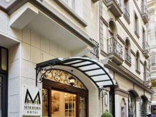 MIRRORS HOTEL 4*