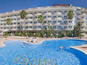 MERCURY HOTEL 4*