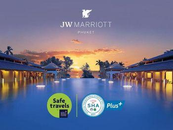 JW MARRIOTT RESORT & SPA 5*