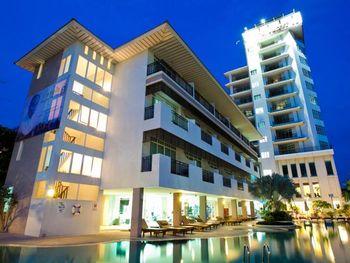 Pattaya Discovery Beach Hotel + Бангкок(2н.)