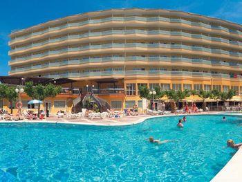 MEDPLAYA HOTEL CALYPSO 3*