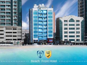 MERMAID BEACH HOTEL AJMAN 2*