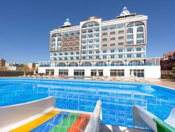 CLUB HOTEL RUZA (EX. AZUR RESORT & SPA) 5*