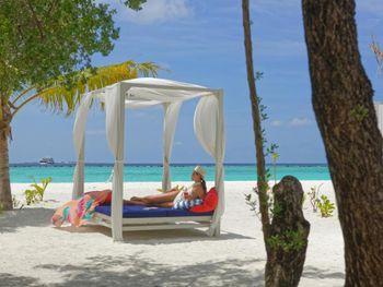 Angaga Island Resort (MDV: Мале из Нур-Султана (GDS: Flydubai + Emirates))