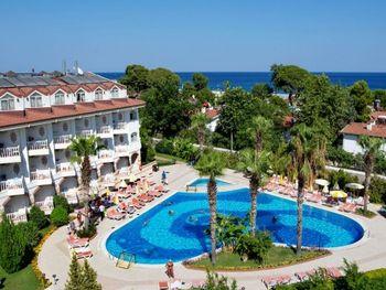 LARISSA SULTAN'S BEACH HOTEL 4*