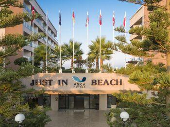 ASKA JUST IN BEACH 5*