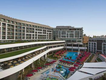 THE SENSE DELUXE HOTEL 5*