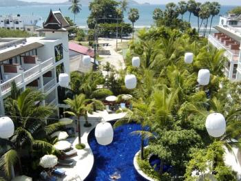 SUNSET BEACH RESORT 4*