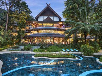 The Andaman Langkawi (.Лангкави + Куала-Лумпур(1н))
