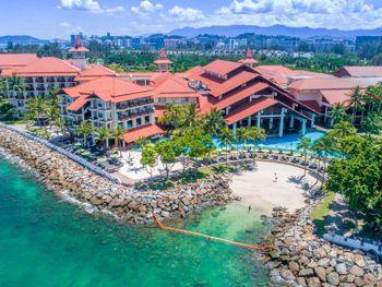 Magellan Sutera Resort (.Борнео + Куала-Лумпур(2н))