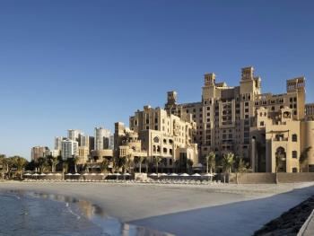 Sheraton Sharjah Beach Resort & SPA + Город(2н)
