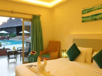 THE GOLDEN CROWN HOTEL & SPA 4*