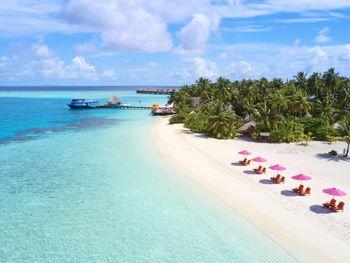 Sun Siyam Vilu Reef Maldives (Мальдивы + ОАЭ (-2 ночи))