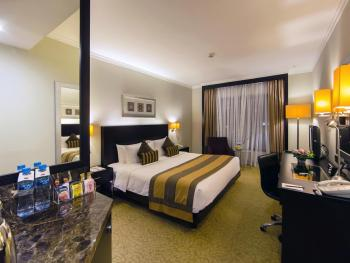 RAMADA PLAZA BY WYNDHAM DUBAI DEIRA (EX. BEST WESTERN PREMIER HOTEL) 4*