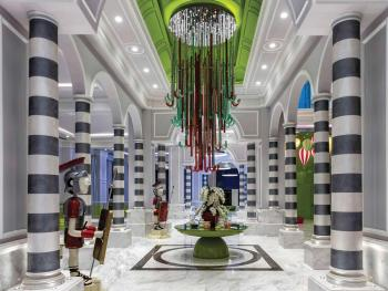 THE LAND OF LEGENDS BY RIXOS WORLD PARKS & ENTERTAINMENT 5*