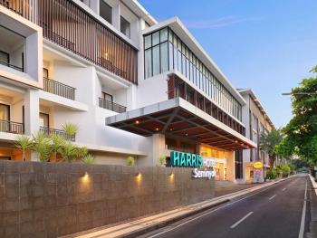 Harris Hotel Seminyak (BALI  +  KUALA LUMPUR)