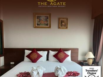 THE AGATE PATTAYA BOUTIQUE RESORT & SPA 4*