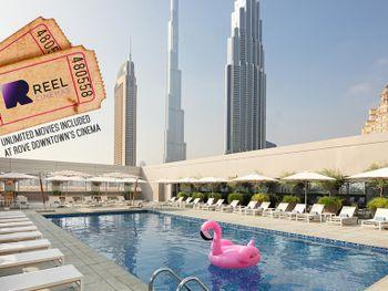 ROVE DOWNTOWN DUBAI 3*
