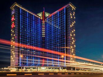 NOVOTEL HOTEL FUJAIRAH 4*