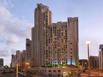 RAMADA HOTEL & SUITES BY WYNDHAM DUBAI JBR (EX. HAWTHORN SUITES BY WYNDHAM) 4*