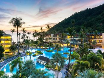 MARRIOTT PHUKET MERLIN BEACH 5*