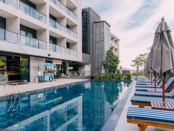 Hotel Ikon Phuket (Остров + Паттайя)