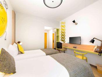 IBIS STYLES BUDAPEST CITY HOTEL 4*