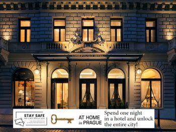 Cosmopolitan Hotel Prague. (Прага/Прага + Европа)